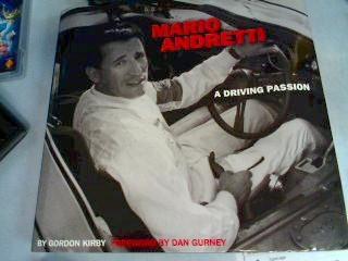 MARIO ANDRETTI A DRIVING PASSION