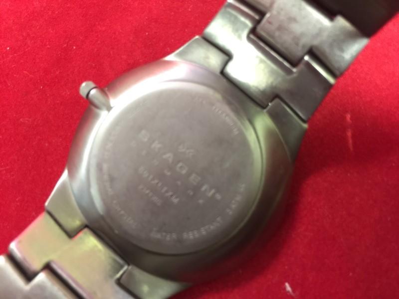 SKAGEN Gent's Wristwatch 801XLTXM