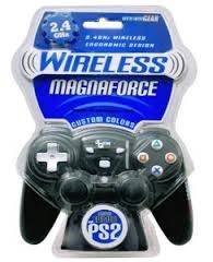 DGPN557; PS2 MAGNA FORCE 2.4GHZ WIRELESS CONTROLLER