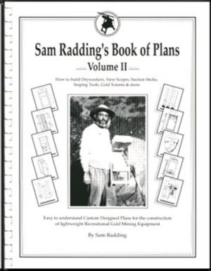 JOBE 5490; SAM RADDINGS BOOK OF PLANS #2
