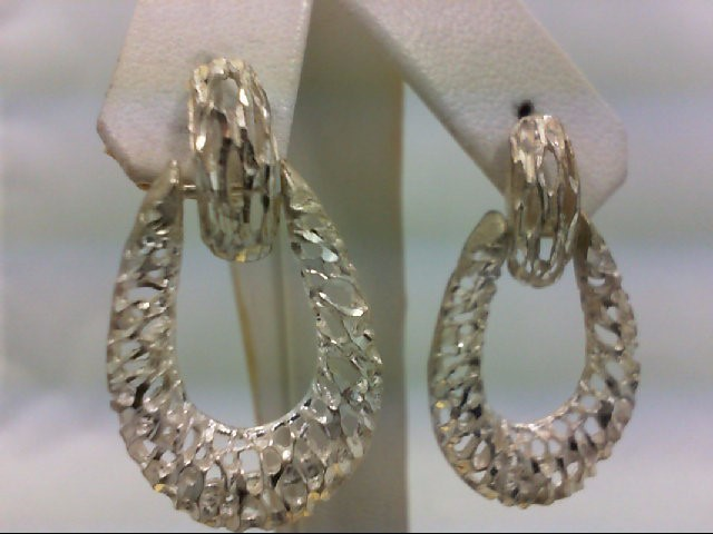 Silver Earrings 925 Silver 6.9g