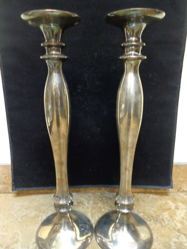 POTTERY BARN Miscellaneous Furniture CANDLESTICKS