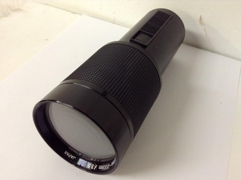 RAYNOX Lens/Filter 100M F 3.5