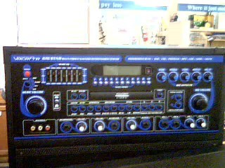 VOCOPRO Electronic Instrument GIGSTAR