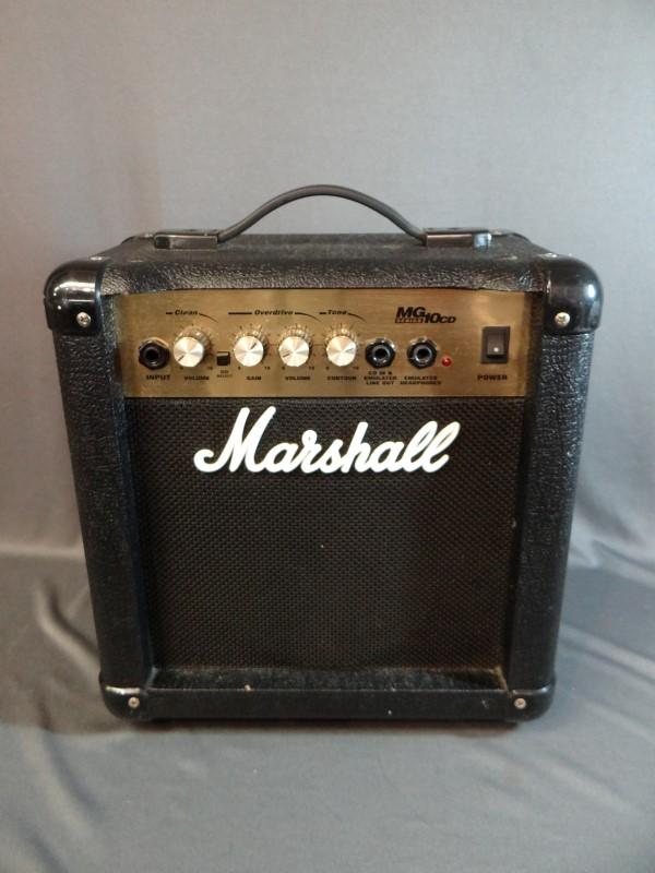 MARSHALL Electric Guitar Amp MG10CD