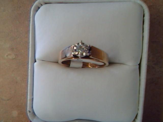 DIAMOND RING JEWELRY , 10KT, 3.6