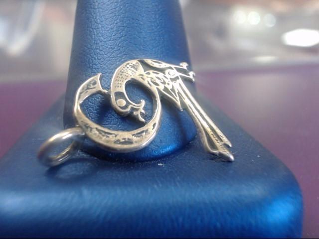 Silver Pendant 925 Silver 1.4g