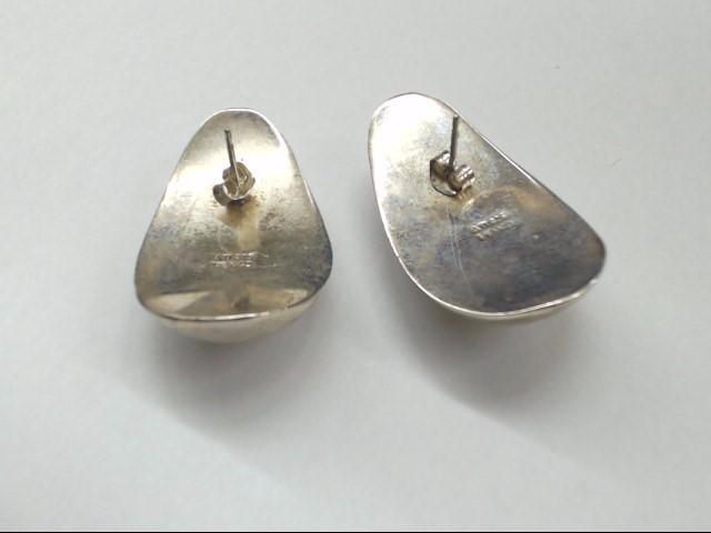 Silver Earrings 925 Silver 14g
