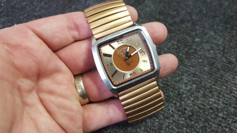 Penguin Men's Watch - Model OP-3010 - Vintage Style