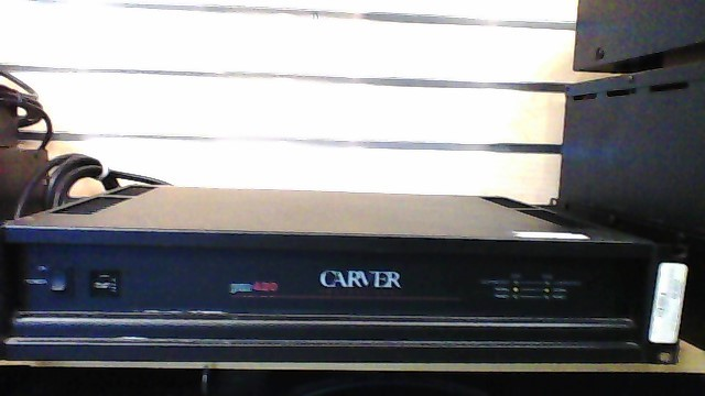 CARVER PWR AMP PM420 #9553710017