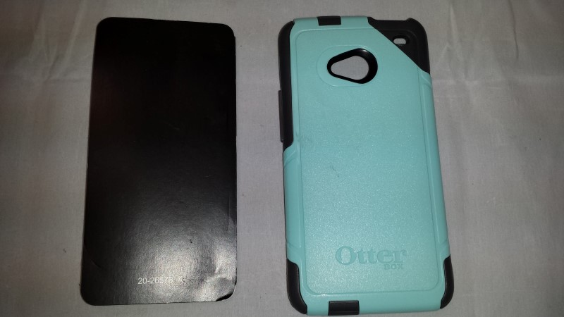 HTC ONE OTTERBOX CELL PHONE CASE