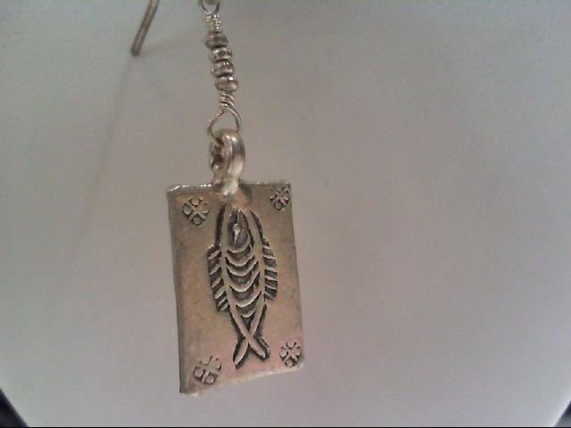 Silver Earrings 925 Silver 4.6g