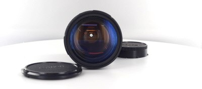 CANON FD 35-105mm f3.5 MACRO MANUAL FOCUS ZOOM LENS FULL FRAME DIGITAL ADAPTABLE