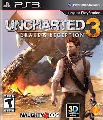 SONY Sony PlayStation 3 UNCHARTED