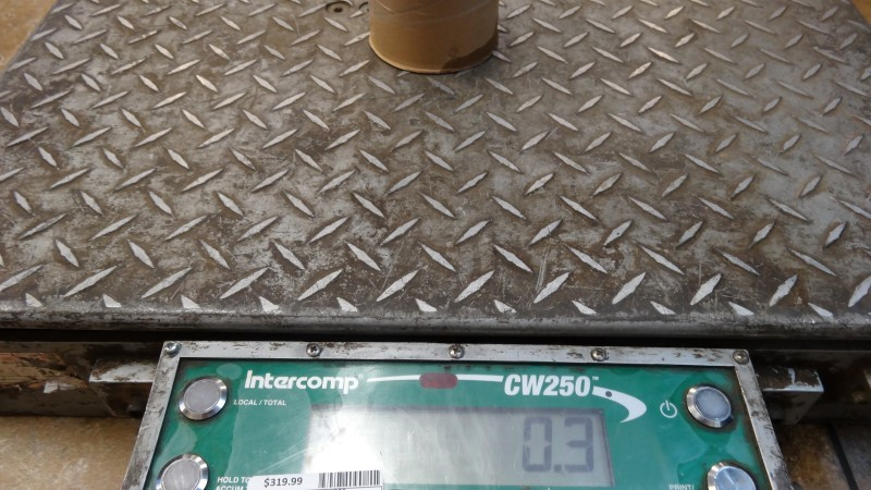 INTERCOMP Scale CW250