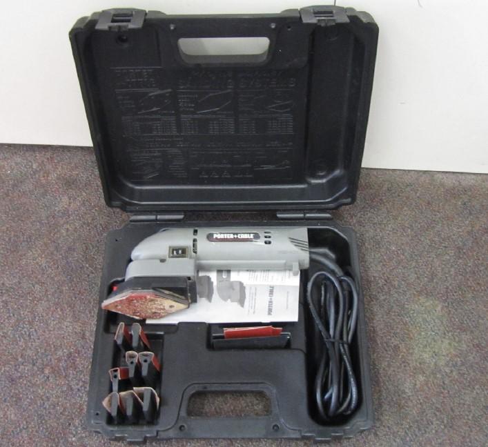 PORTER CABLE Vibration Sander 444 PROFILE SANDER