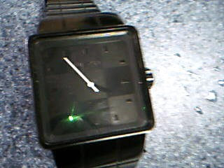 NIXON Gent's Wristwatch FULL THROTTLE