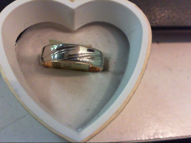 Lady's Gold Wedding Band 14K Yellow Gold 2.9g