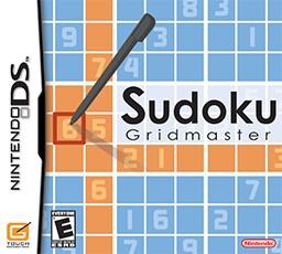 NINTENDO Nintendo DS Game DS SUDOKU GRIDMASTER