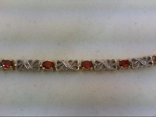 Silver Bracelet 925 Silver 14.3g