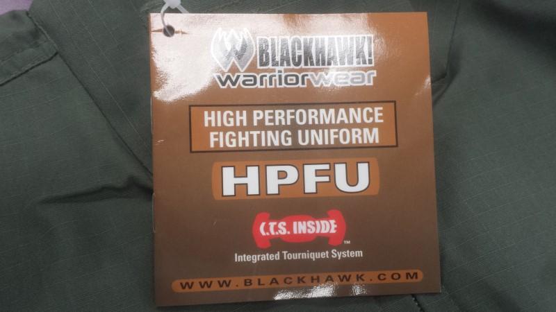 BLACKHAWK HIGH PREFORMANCE COAT, GOOD CONDITION.