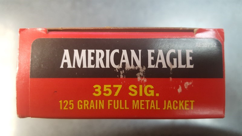 FEDERAL AMMUNITION Ammunition AE357S2