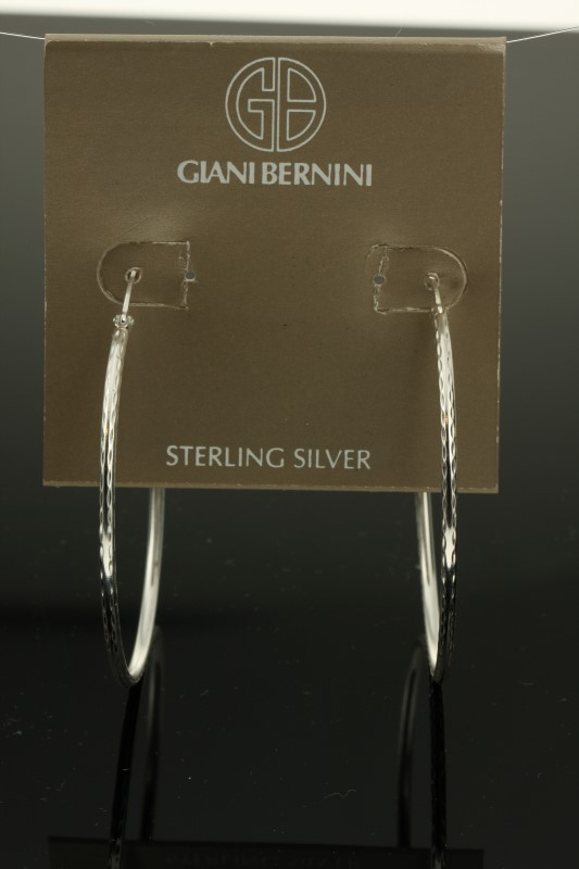 Silver Earrings 925 Silver 3.75g