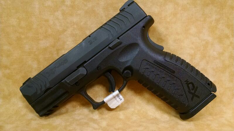 SPRINGFIELD ARMORY Pistol XDM