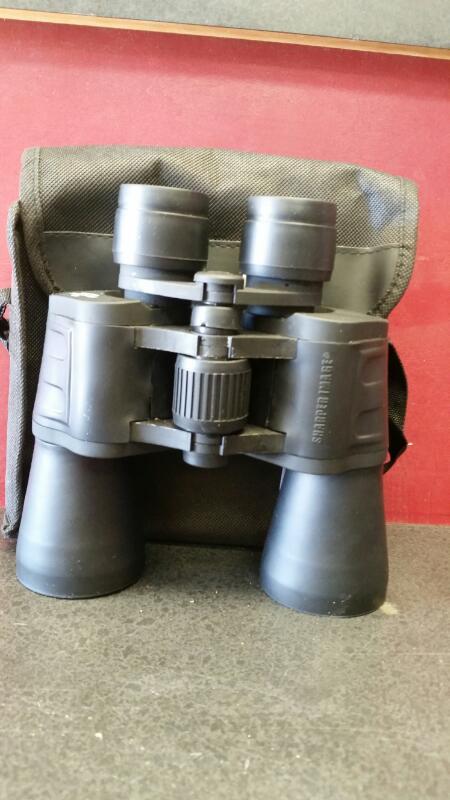 THE SHARPER IMAGE Binocular/Scope 7X50 BINOCULARS