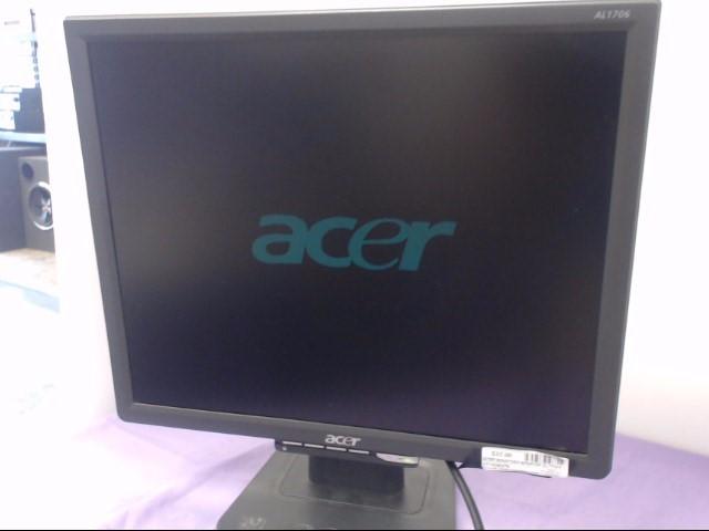 ACER Monitor MONITOR AL1706A