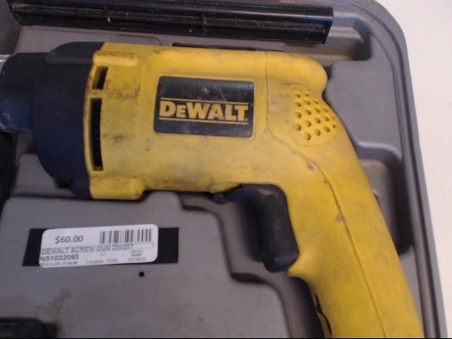 DEWALT Screw Gun DW257
