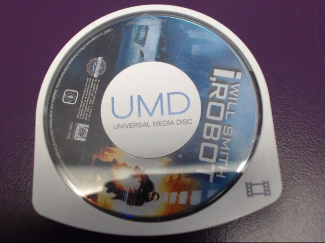 I ROBOT UMD FOR SONY PSP