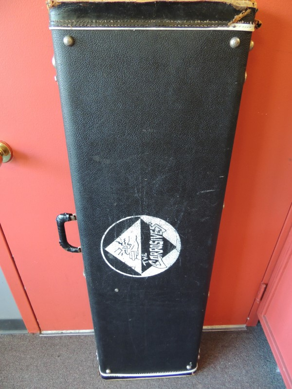 FENDER P BASS CASE 1970'S