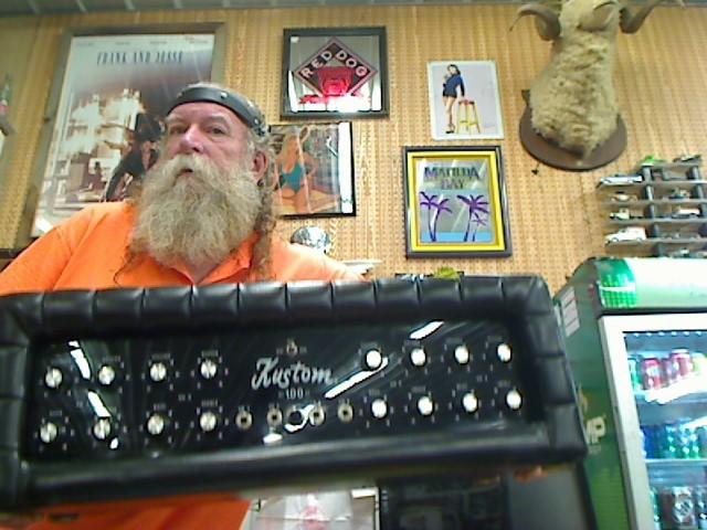 KUSTOM Vintage Amplifier K100 B5