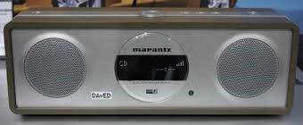MARANTZ Mini-Stereo ZC4001 U1M