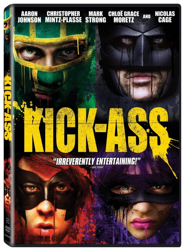BLU-RAY MOVIE Blu-Ray KICK-ASS