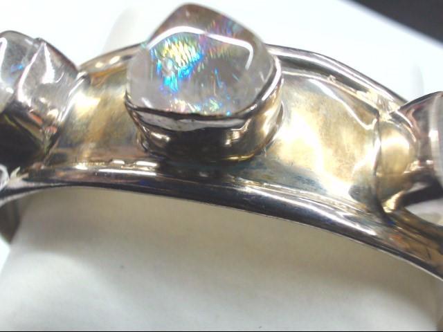 Silver Bracelet 925 Silver 18.2g