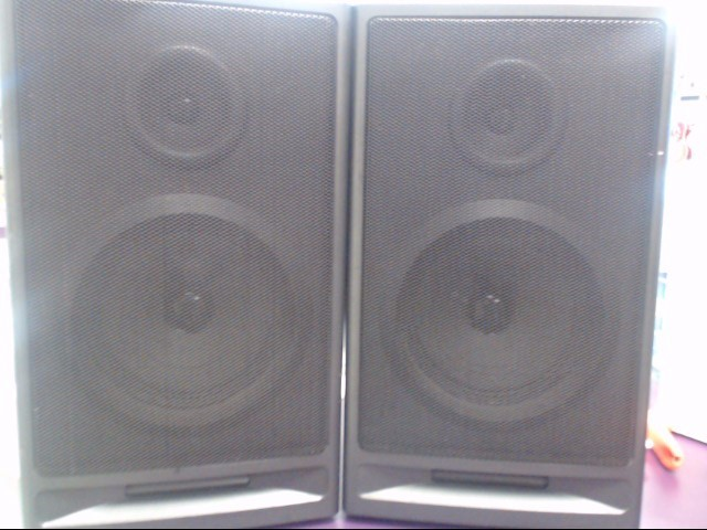 CASIO BOOKSHELF SPEAKER SET