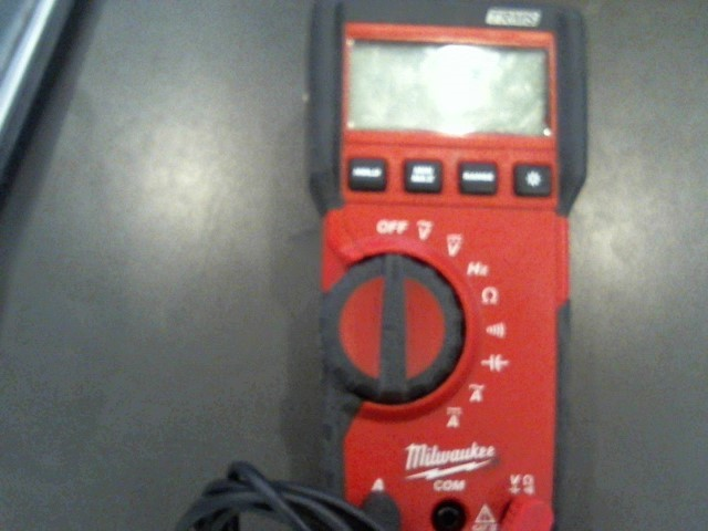MILWAUKEE Multimeter TRMS