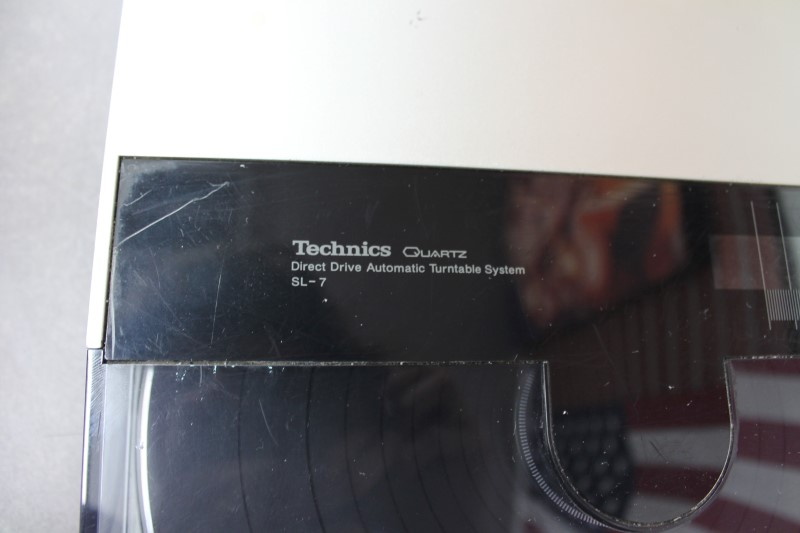 TECHNICS Tape Player/Recorder SL-7
