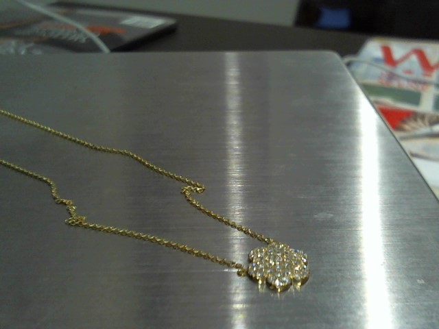 Gold Chain 14K Yellow Gold 2.2g