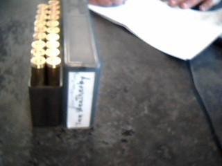 WEATHERBY Ammunition 7MM WEATHERBY AMMO