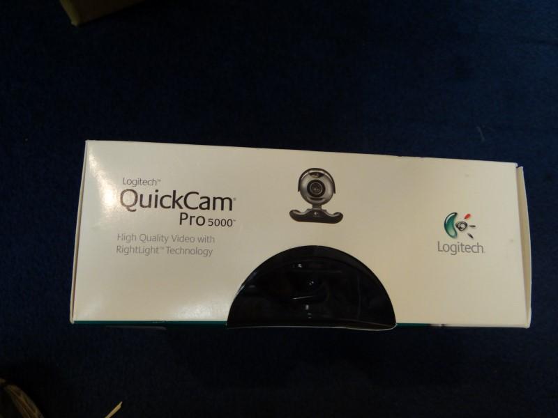 LOGITECH QUICKCAM PRO5000