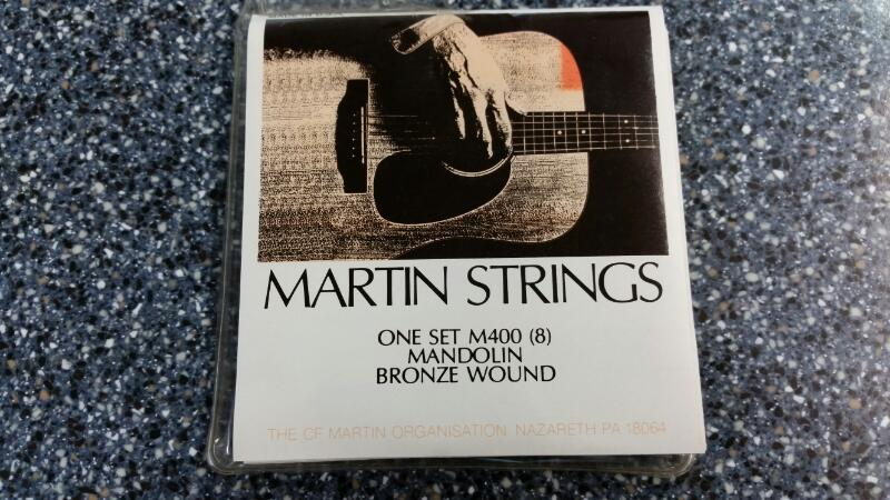 MANDOLIN STRINGS Musical Instruments Part/Accessory