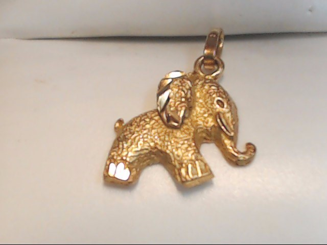 Gold Charm 14K Yellow Gold 1g