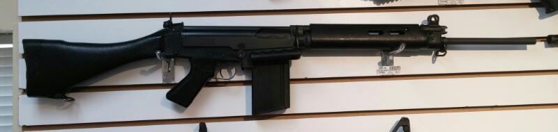 CENTURY ARMS INC L1A1 SPORTER .308