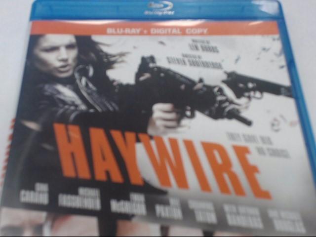 HAYWIRE - BLU-RAY MOVIE