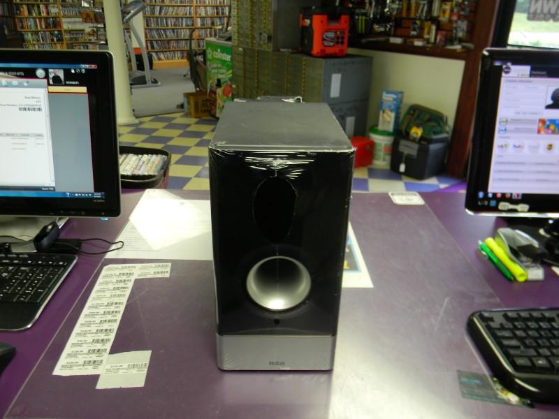 RCA RTD315 SURROUND SOUND SPEAKERS ( NO DVD PLAYER)