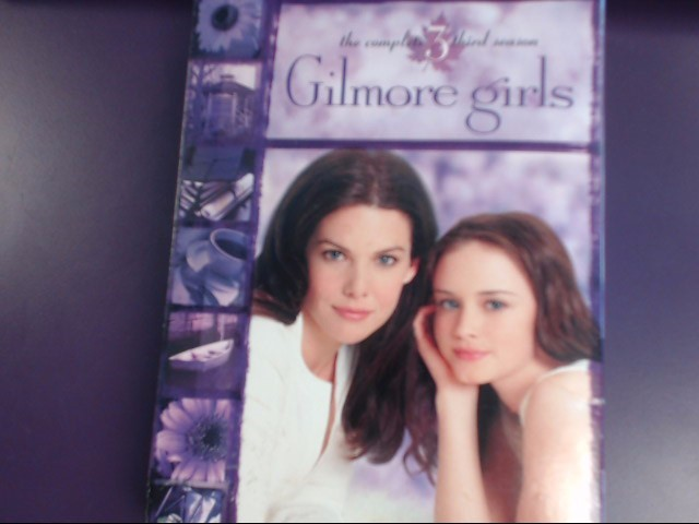 DVD BOX SET GILMORE GIRLS THE COMPLETE THIRD SEASON