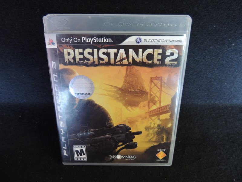 SONY PS3 - RESISTANCE 2